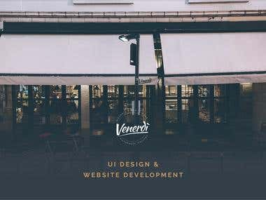 Design to WordPress - Restaurant Website