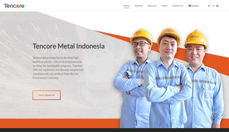 PT  Tencore Metal Indonesia | Freelancer