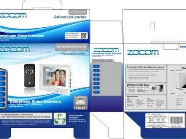 Label & Packaging Design