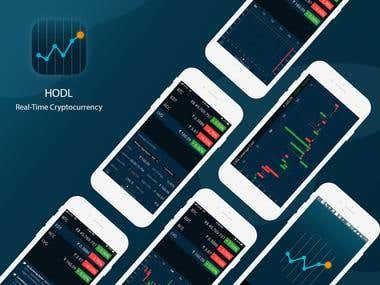 HODL - Cryptocurrency