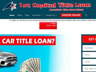 1st Capital Title Loans