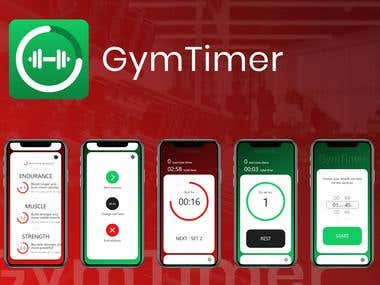GymTimer - boost your workouts