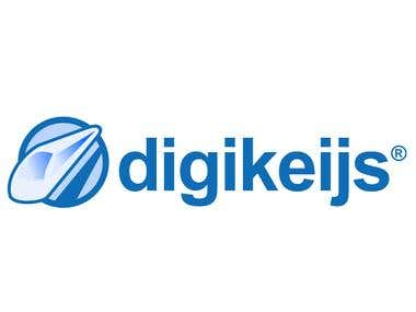 Digikeijs Magento Website Logo