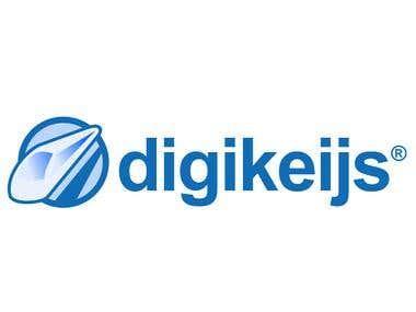 Digikeijs Magento Website Logo