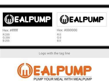 Ealpump Logo and Design