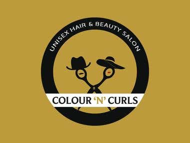 Colour n Curls - Web Development