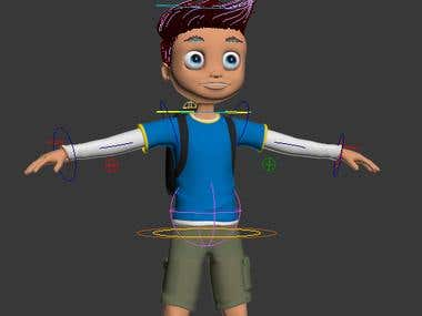 Characters&Rigging