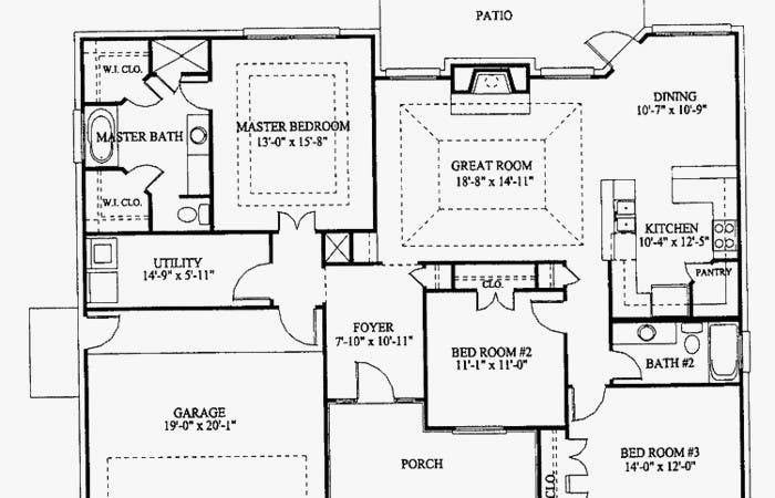 5 Bedroom Bungalow House Plans | Freelancer