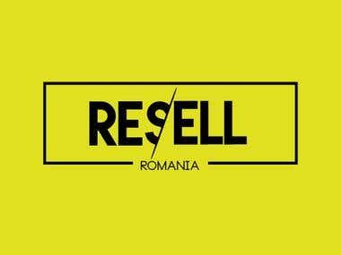 Resell Romania Logo
