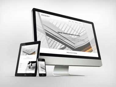 Modex Website Design