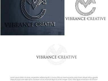 Create a logo with VC in it