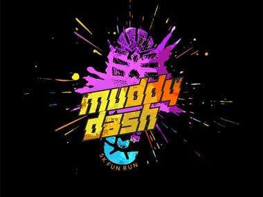 Need Logo for Muddy Dash