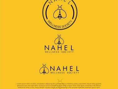 Logo Design For NAHEL