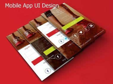 UI Design with PSD