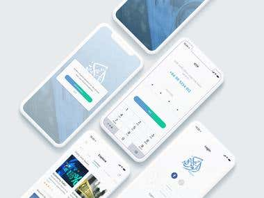Wakra App UI/UX Design