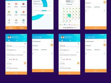 HR- Management Android Application