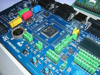 Programming of the Xilinx FPGA device