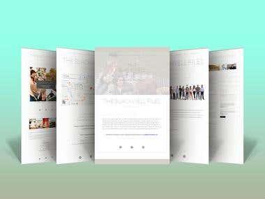 Web App Development | The Blackwell Files