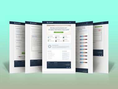 Responsive Web Design | growtraffic.com