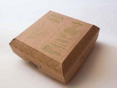 Diseño de envase sustentable para cafetería