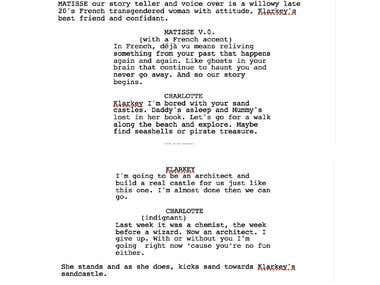 4. Klarky 1 TV teaser
