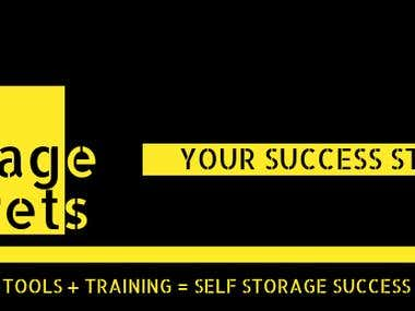 Facebook Cover: Self Storage Secrets
