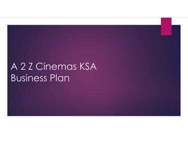 Feasibility Study and Business Plan_ Cinema Industry