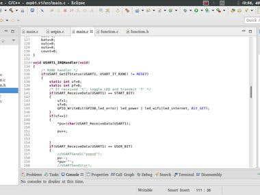 STM32 coding