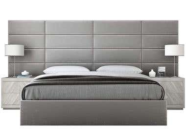 VANT Upholstered Headboards King, Queen - Full Size