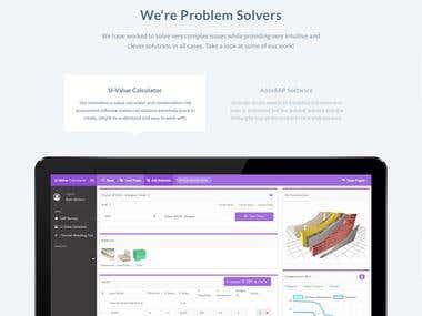 BRS Codesmiths Website