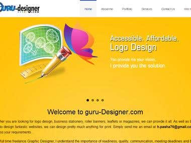 Wordpress Site Guru designer