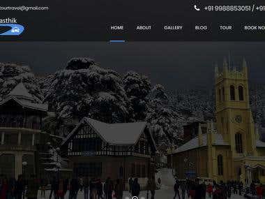 Wordpress website Designing and development