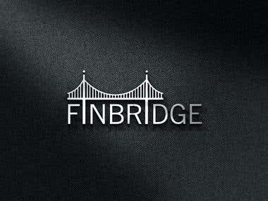Finbridge Logo Design