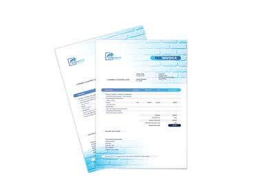 Invoice design