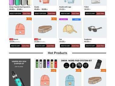 E-commerce Development from Scratch
