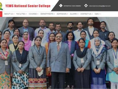 YEWS National Senior College