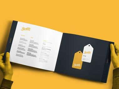 Bartita Corporate Identity