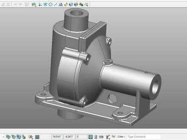 Auto CAD Mechanical
