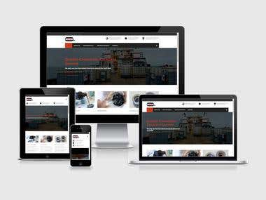 WordPress theme from Themeforest HTML