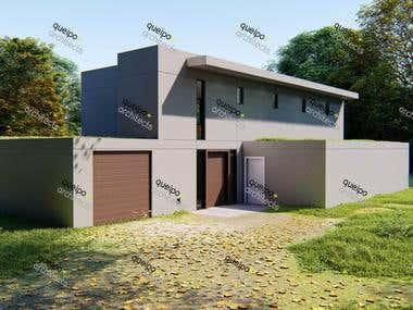 House Design in France
