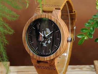 SEO for Woodenwatchco.co.uk
