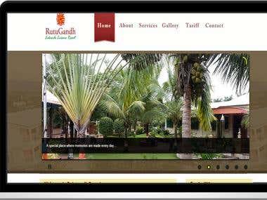 Rutugandh resort