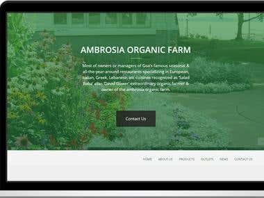 ambrosia organic farm