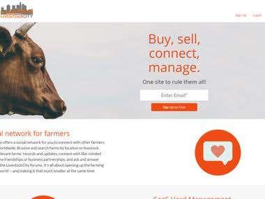Social Network for Farmers