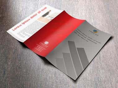 My Creative Brochure Design.