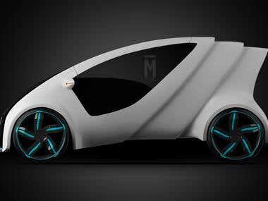 Mercedez Benz Mini Concept