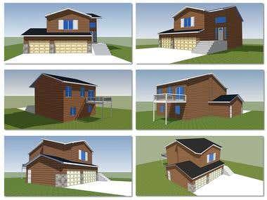 Architecture / CAD / 3D