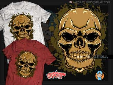 skrull t-shirt
