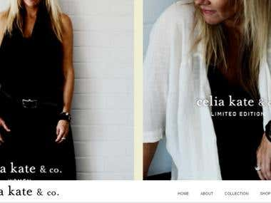 Celia Kate & Co Fashion Store