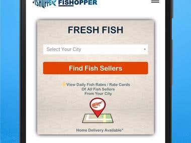 Fishopper App